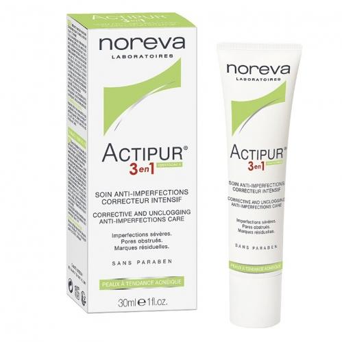 Noreva - Noreva Actipur Intensive Anti-Imperfection Care 3in1 30ml