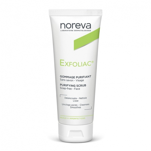Noreva - Noreva Exfoliac Purifying Face Scrub 50ml