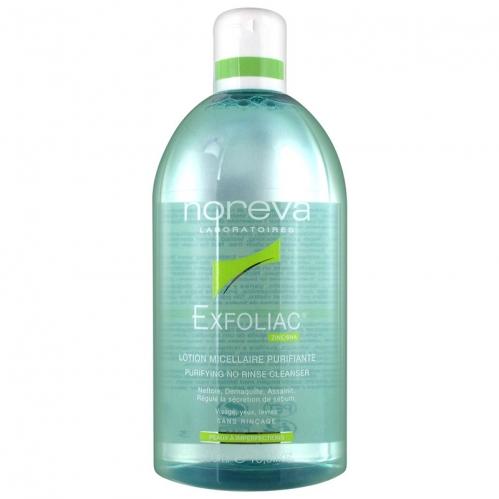 Noreva - Noreva Exfoliac Purifying Micellar Water 500ml