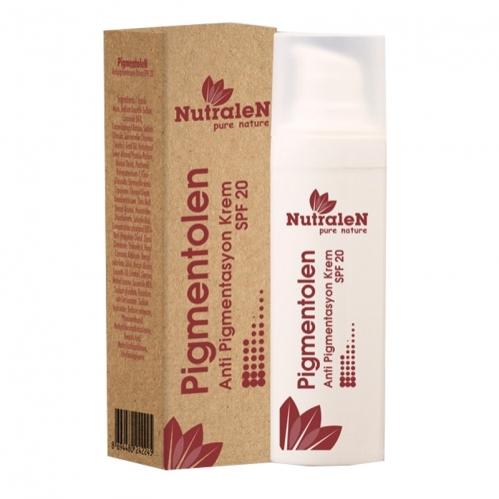 Nutralen - Nutralen Anti Pigmentolin Krem SPF 20 50 ml