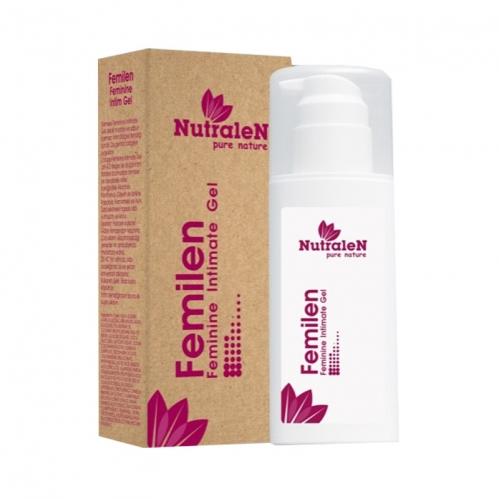 Nutralen - Nutralen Doğal İntim Temizleme Jeli 200 ml