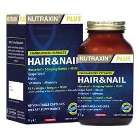 Nutraxin Hair & Nail 60 Kapsül