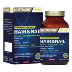 Nutraxin Ürünleri - Nutraxin Hair & Nail 60 Kapsül