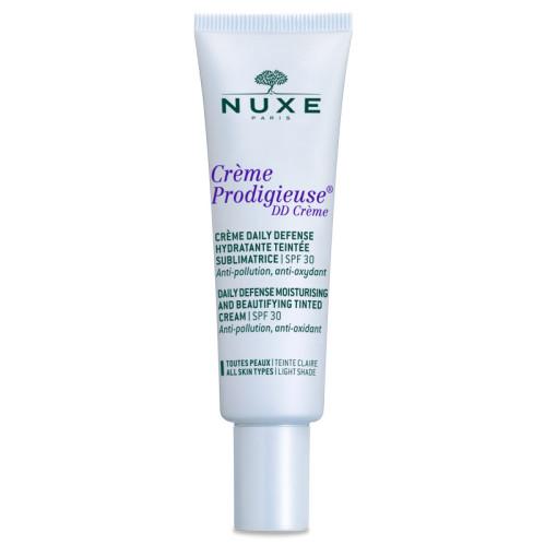 Nuxe Ürünleri - Nuxe Creme Prodigieuse DD Tinted Creme Spf30 30ml - Light
