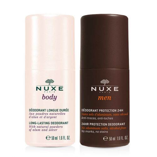 Nuxe Çift Deodorant Paketi
