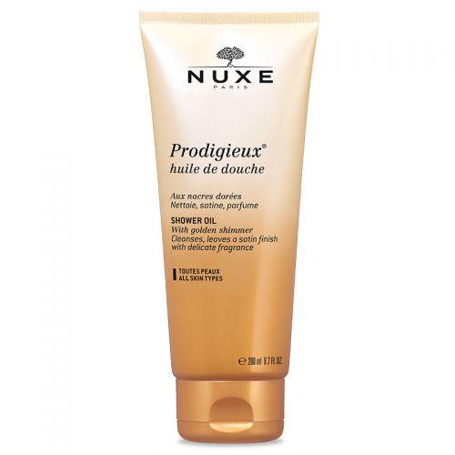 Nuxe Prodigieux Huile De Douche Shower Oil 200ml