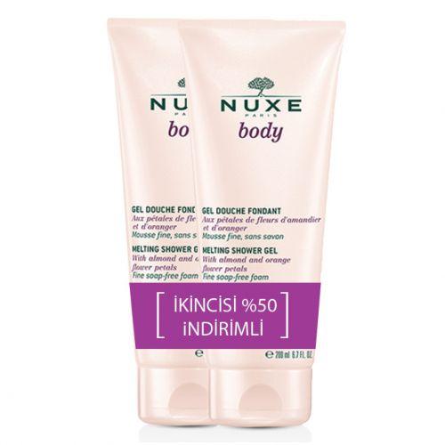 Nuxe Shower Gel Rahatlatıcı Duş Jeli 200ML | 2.si %50 İndirimli