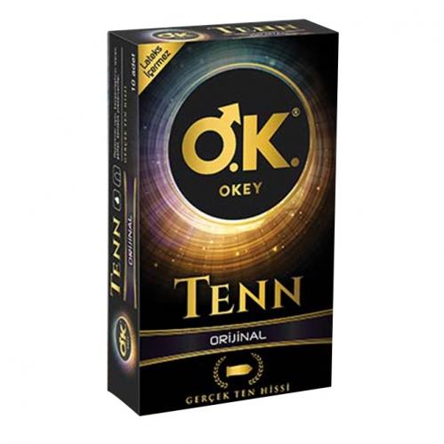 Okey - Okey Tenn Prezervatif 10 Adet