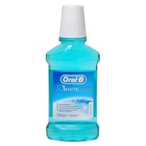 Oral B 3D White Luxe Gargara 250 ml