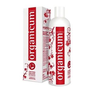 Organicum Boyalı Yıpranmış Saçlar İçin Organik Hidrosollü Güçlendirici Şampuan 350ml