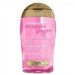 Organix Saç Bakım ürünleri - Organix Awapuhi Ginger Dry Penetrating Oil- Yenileyici Awapuhi Ginger Kuru Yağ 100ml