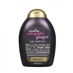 Organix Saç Bakım ürünleri - Organix Awapuhi Ginger Yenileyici ve Onarıcı Awapuhi Ginger Şampuan 385ml