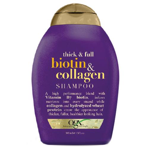 Organix Saç Bakım ürünleri - Organix Biotin&Collagen Full Dolgunlaştırıcı ve Uzatıcı Şampuan 385ml