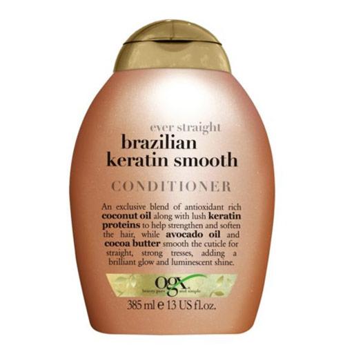Organix Saç Bakım ürünleri - Organix Brazilian Keratin Smooth Bakım Kremi 385 ml