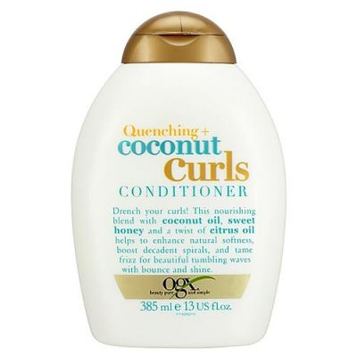 Organix Coconut Curls Conditioner 385ml
