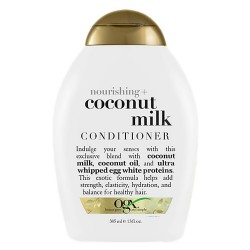 Organix Saç Bakım ürünleri - Organix Coconut Milk Conditioner 385ml