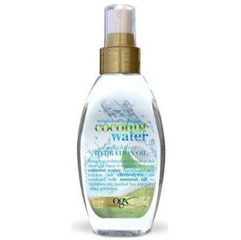 Organix Coconut Water Nemlendirici Yağ 118ml - Thumbnail