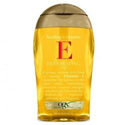 Organix Saç Bakım ürünleri - Organix Healing + Vitamin E Kuru Yağ 100ml
