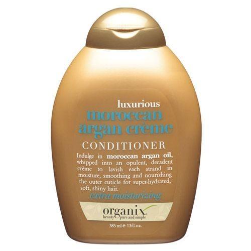 Organix Saç Bakım ürünleri - Organix Moroccan Argan Creme Conditioner 385 ml.