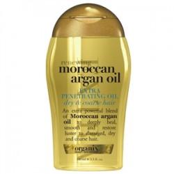 Organix Saç Bakım ürünleri - Organix Moroccan Argan Oil Kuru ve Sert Saç Extra Argan Yağı 100ml