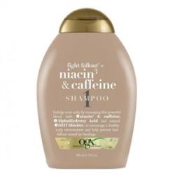 Organix Saç Bakım ürünleri - Organix Niacin3 & Caffeine Shampoo 385ml