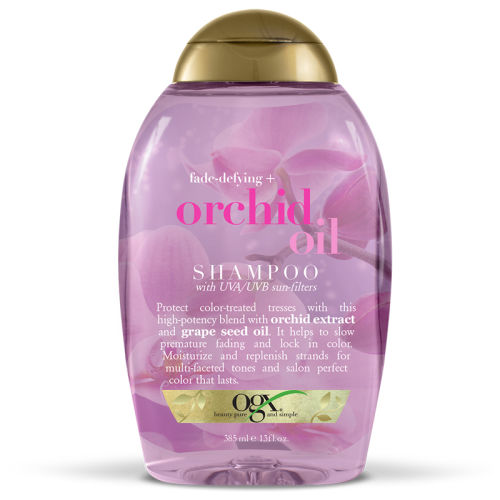 Organix Orchid Oil Shampoo 385ml