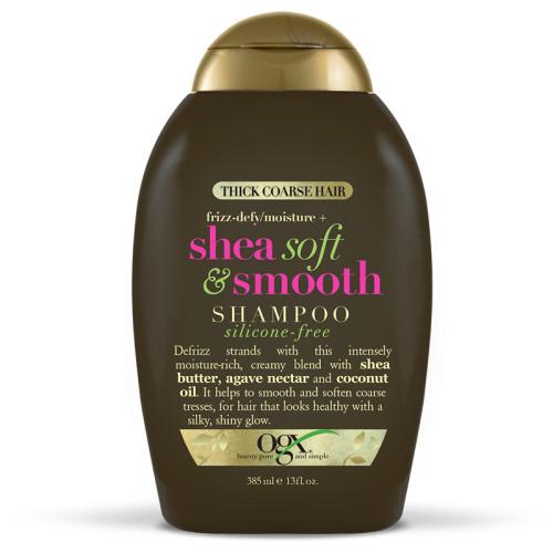 Organix Saç Bakım ürünleri - Organix Shea Soft & Smooth Shampoo 385ml