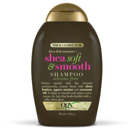 Organix Shea Soft & Smooth Shampoo 385ml