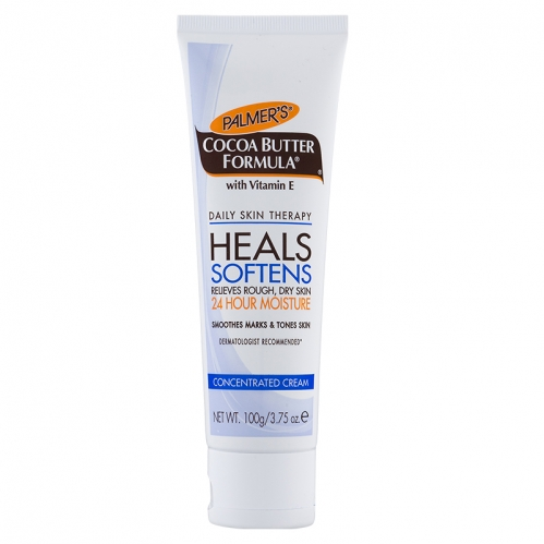 Palmers Ürünleri - Palmers Cocoa Butter Heals Softens 24 Hour Moisture Concentrated Cream 100gr