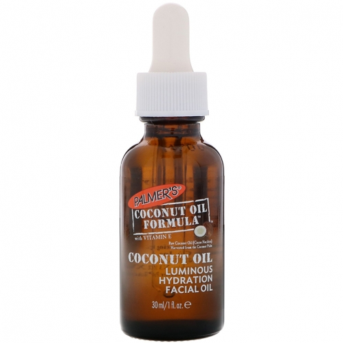 Palmers Ürünleri - Palmers Coconut Oil Luminous Hydration Facial Oil 30ml