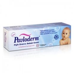 Pavloderm - Pavloderm Pişik Bakımı Bebek Kremi 130ml