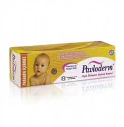 Pavloderm - Pavloderm Pişik Bakımı Bebek Kremi Tüp 50ml