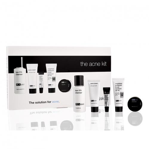PCA Skin Ürünleri - PCA Skin Akneye Eğilimli Ciltler için Tanışma Seti