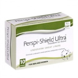 Perspi - Perspi Shield Ultra Koltuk Altı Pedi 10Adet