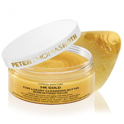 Peter Thomas Roth Ürünleri - Peter Thomas Roth 24K Gold Pure Luxury Cleansing Butter 150ml