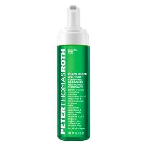 Peter Thomas Roth Ürünleri - Peter Thomas Roth Cucumber Detox Foaming Cleanser 200ml