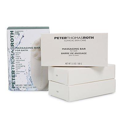 Peter Thomas Roth Ürünleri - Peter Thomas Roth Massaging Bar For Bath 100gr
