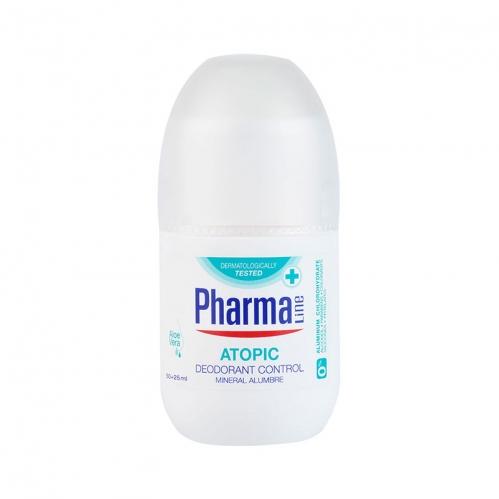 Pharma Line - Pharma Line Atopic Roll On Deodorant 50 ML
