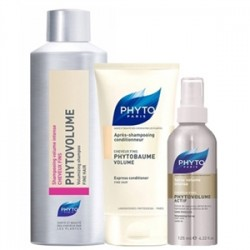 Phyto Saç Bakım - Phyto Hacim Arttırıcı Saç Bakım SETİ