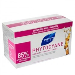 Phyto Saç Bakım - Phyto Phytocyane Densifying Treatment Serum 12x7.5ml