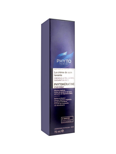 Phyto Saç Bakım - Phyto Phytokeratine Extreme Cleansing Care Cream 75ml