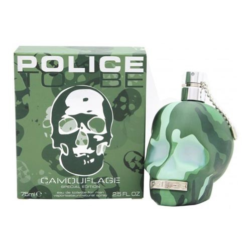Police - Police To Be Camouflage Man EDT Spray 75ml