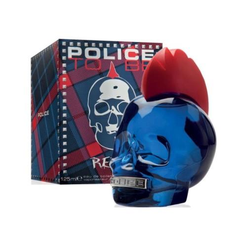 Police - Police To Be Rebel WW Man Edt Nat Spray 75ml