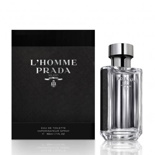 Prada - Prada L'Homme Edt Erkek Parfüm 50 ml