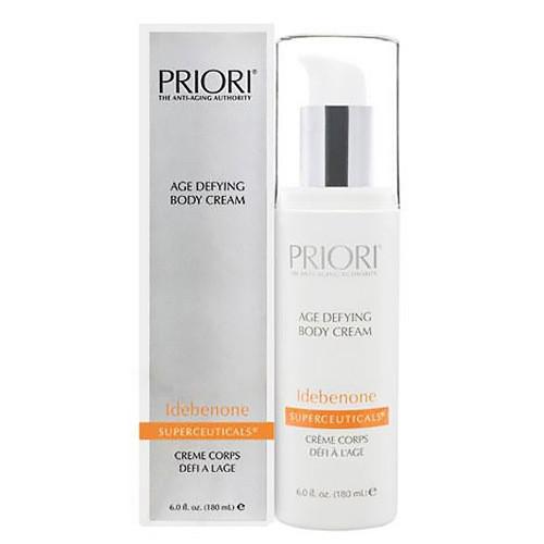 Priori Cilt Bakım Ürünleri - Priori Idebenone Age Defying Body Cream 180ml