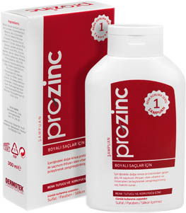 Prozinc - Prozinc Quinoa Şampuan 250ml