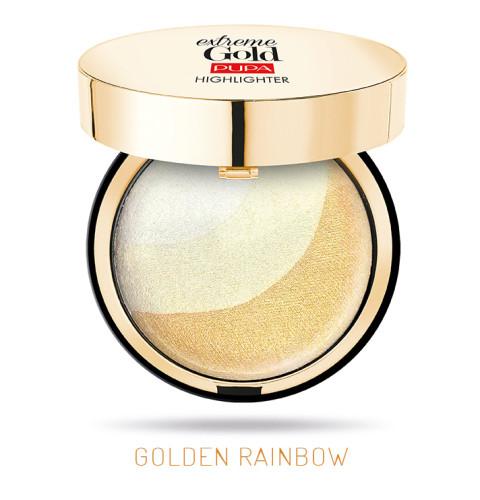 Pupa Makyaj Ürünleri - Pupa Extreme Gold Highlighter 3.5gr