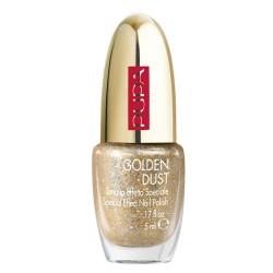 Pupa Makyaj Ürünleri - Pupa Golden Dust Nail Polish 5ml