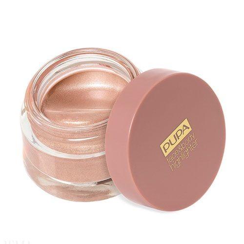 Pupa Makyaj Ürünleri - Pupa Milano Face Body Highlighter 25ml