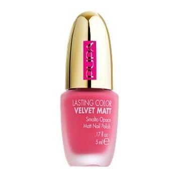 Pupa Makyaj Ürünleri - Pupa Milano Lasting Color Velvet Matt Oje 5ml